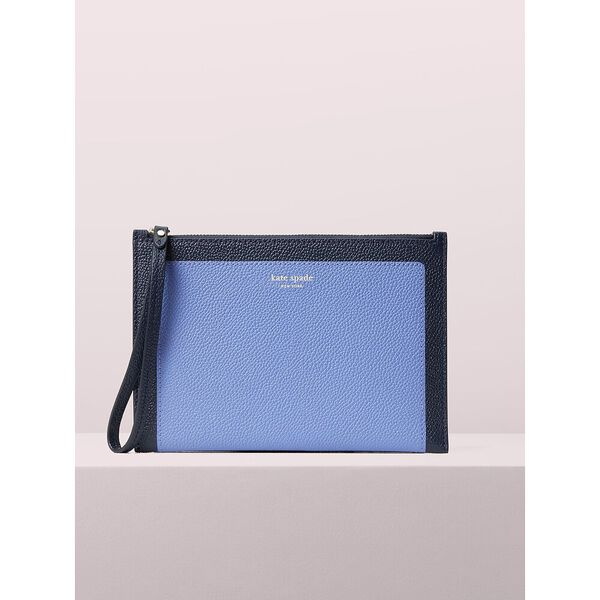 margaux small wristlet, robinsegg, hi-res