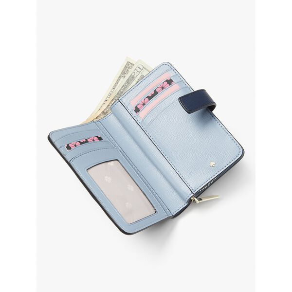spencer compact wallet, crushed watermelon, hi-res
