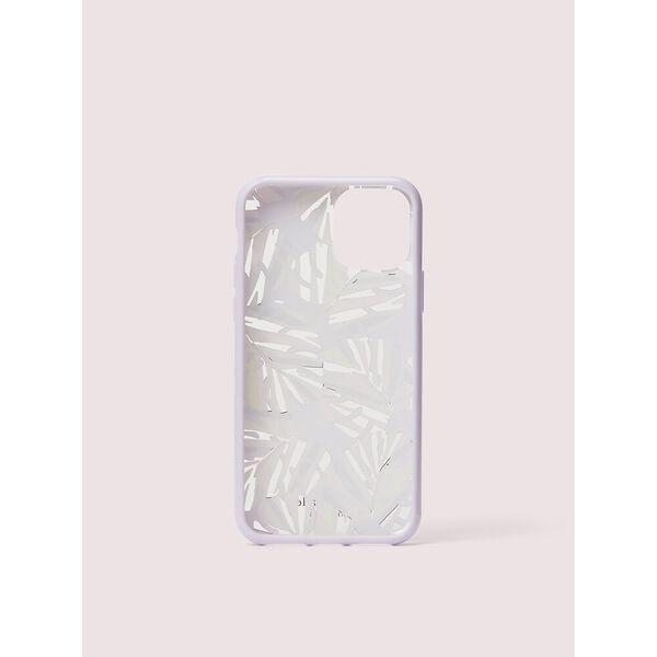 island leaf iphone 11 pro case, multi, hi-res