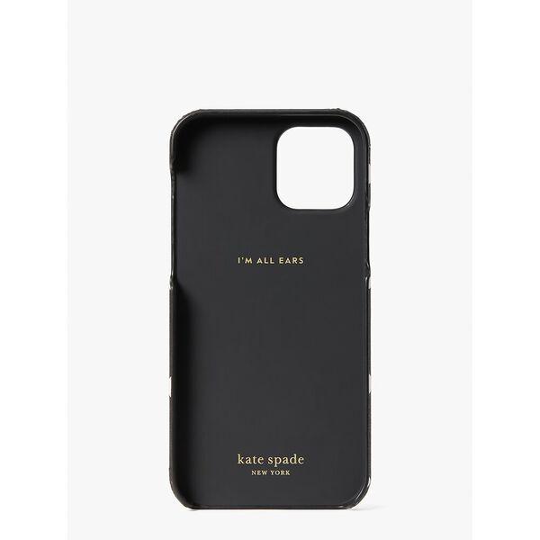 sunshine dot iphone 12/12 pro case, black multi, hi-res