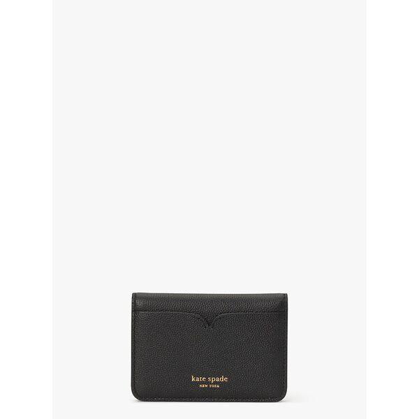 toujours slim cardholder, black, hi-res