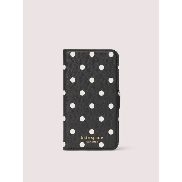 cabana dot iphone 11 pro magnetic wrap folio case
