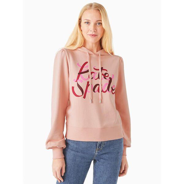 ribbon hoodie