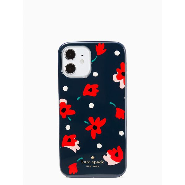whimsy floral 12/12pro iphone case