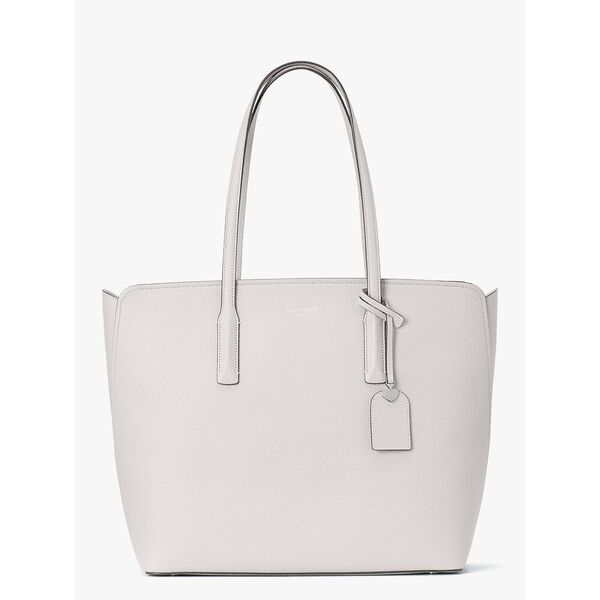 margaux large tote, true taupe, hi-res