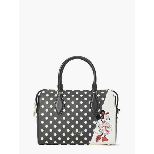 disney x kate spade new york minnie mouse medium satchel