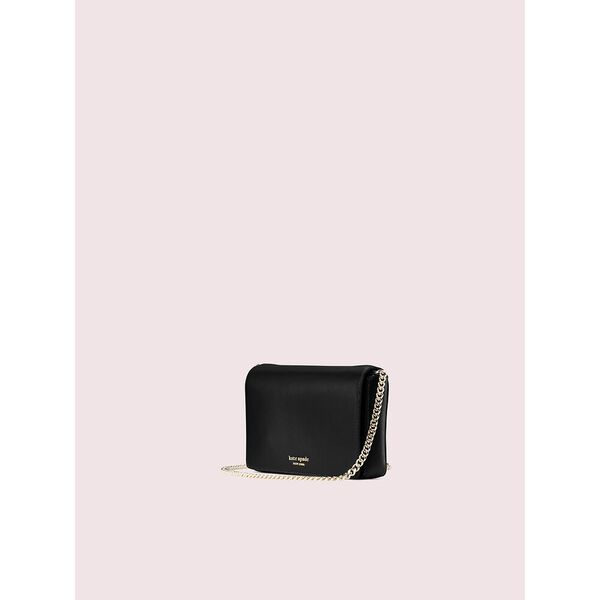 spencer chain wallet, black, hi-res