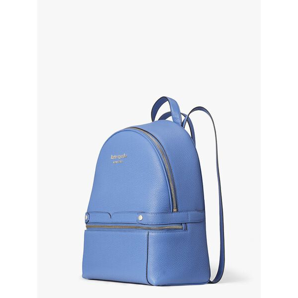 the day pack medium backpack, DEEP CORNFLOWER, hi-res