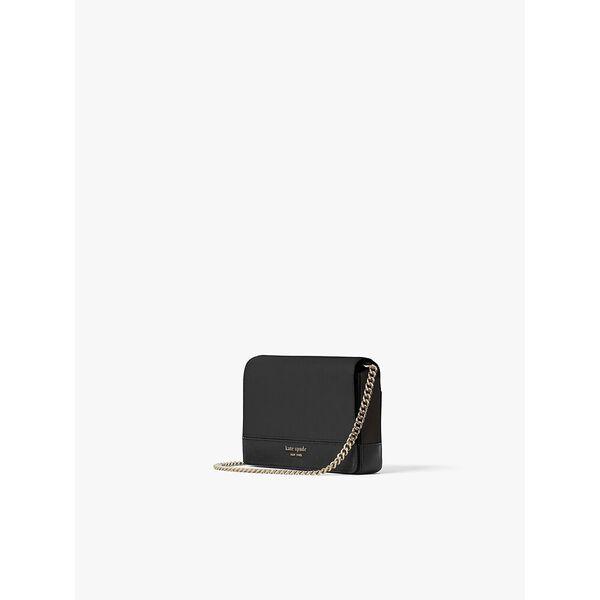 spencer chain wallet, BLACK, hi-res