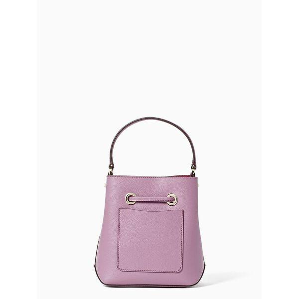 eva small bucket bag, PINKMAUVE, hi-res