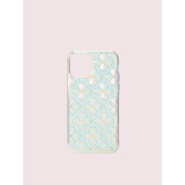 3d spade flower iphone 11 pro case