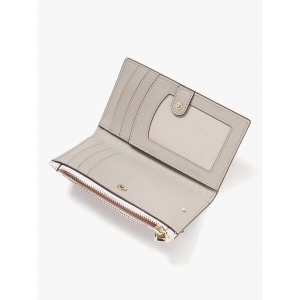 roulette small slim bifold wallet, lilac moonlight, hi-res