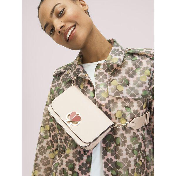 nicola twistlock medium sling bag, BLUSH, hi-res