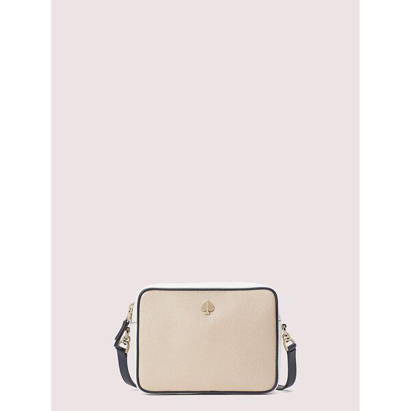 polly medium camera bag, blush multi, hi-res
