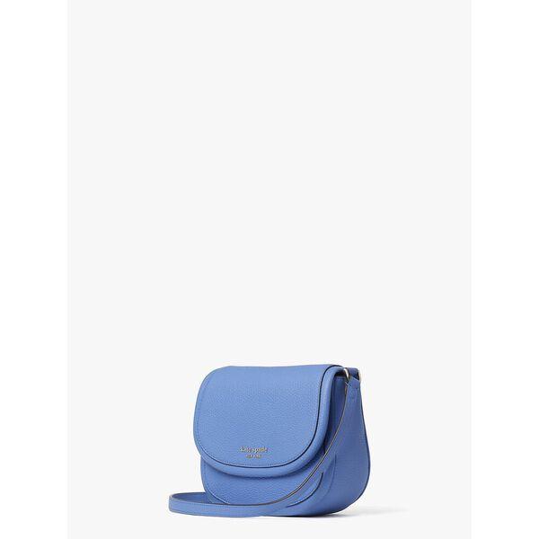 roulette small saddle bag, DEEP CORNFLOWER, hi-res