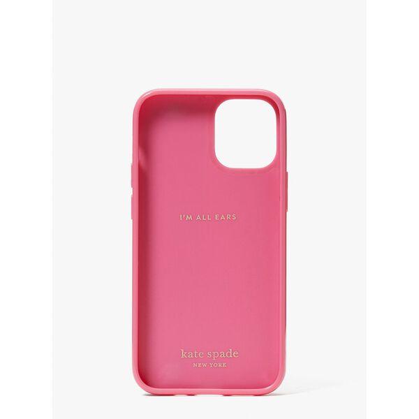 logo strap iphone 12 mini case, multi, hi-res