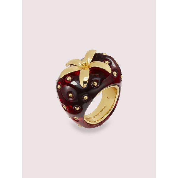 tutti fruity strawberry ring