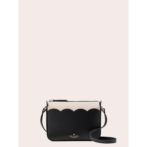 magnolia street small top zip crossbody