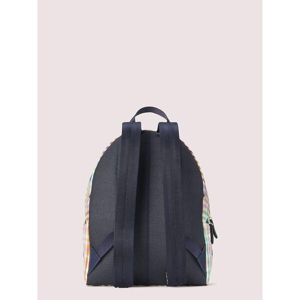 the bella plaid city pack large backpack, multi, hi-res