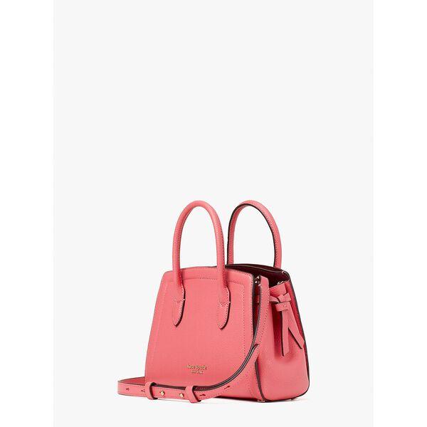 knott mini satchel, orchid, hi-res
