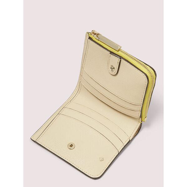 spencer small bifold wallet, LIGHT BULB, hi-res