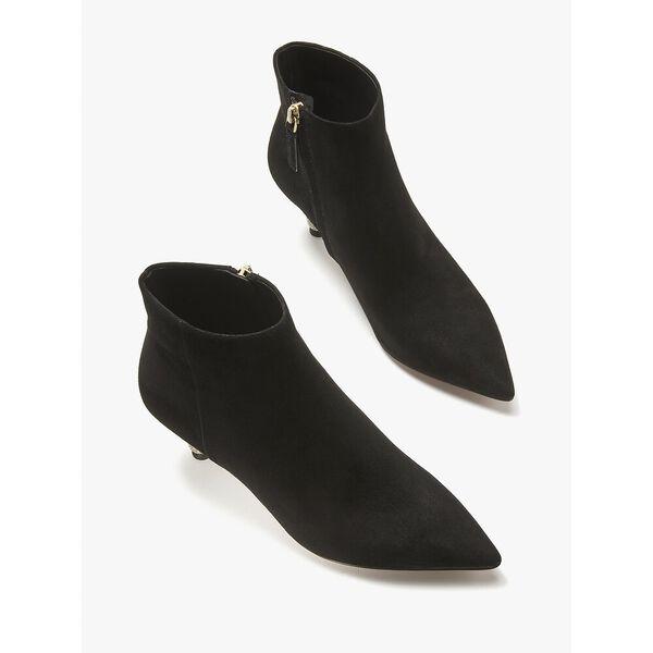 chaillot booties, black, hi-res