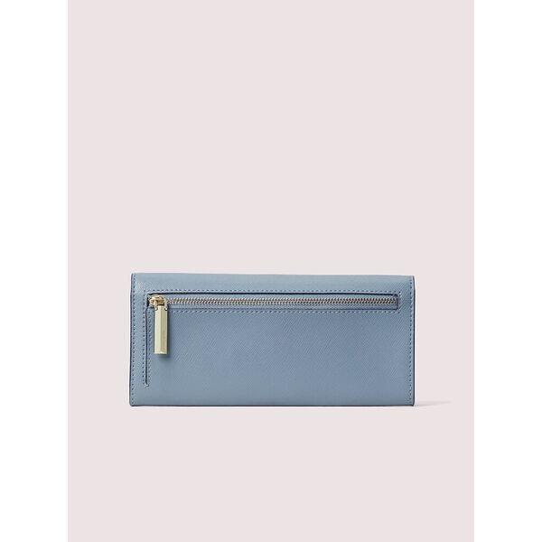 spencer slim flap wallet, swordfish multi, hi-res