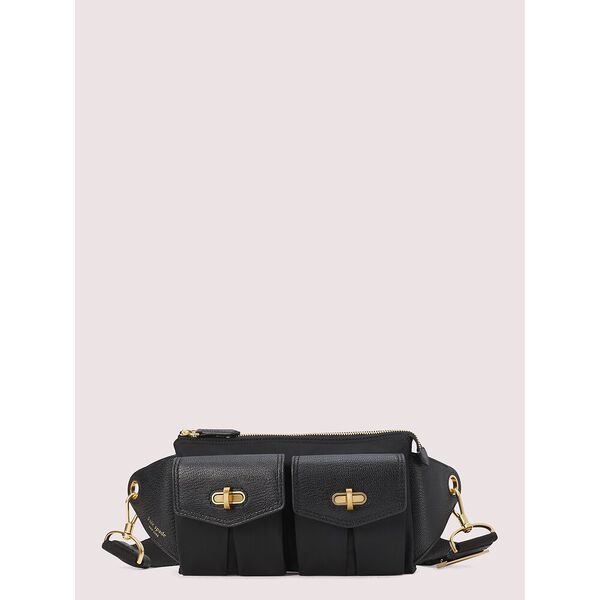 cargo nylon medium belt bag