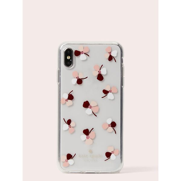 dusk buds ditsy iphone xs max case