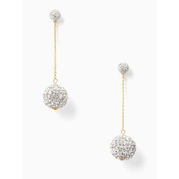 razzle dazzle linear earrings