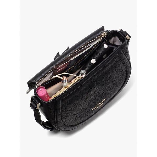 knott medium saddle bag, chalk pink multi, hi-res