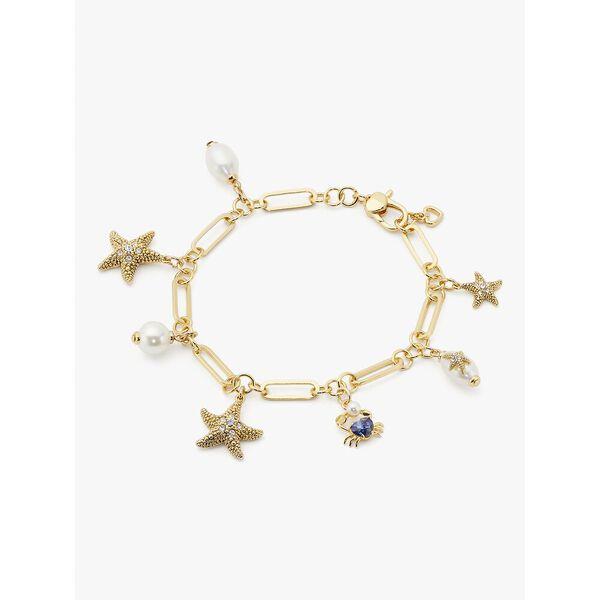 sea star charm bracelet