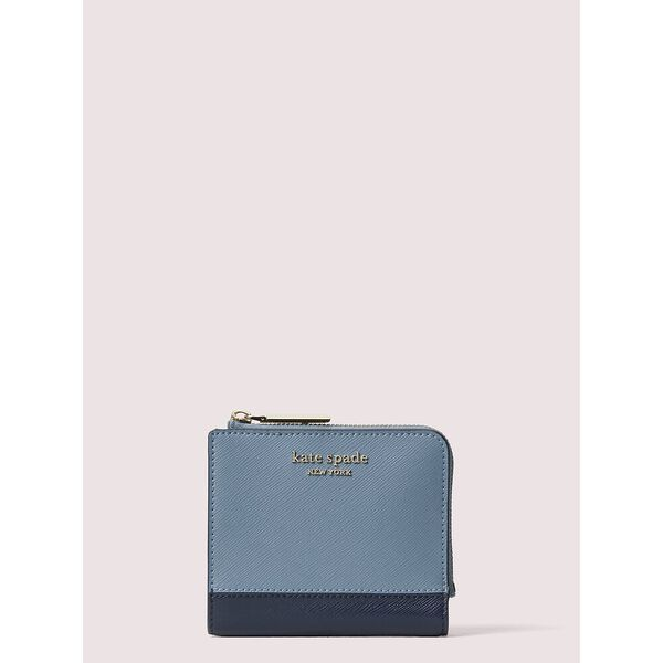 spencer small bifold wallet, swordfish multi, hi-res