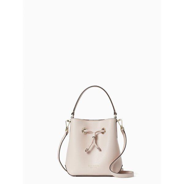 eva small bucket bag, rose smoke, hi-res
