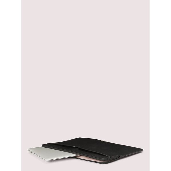 spencer universal laptop sleeve, BLACK, hi-res
