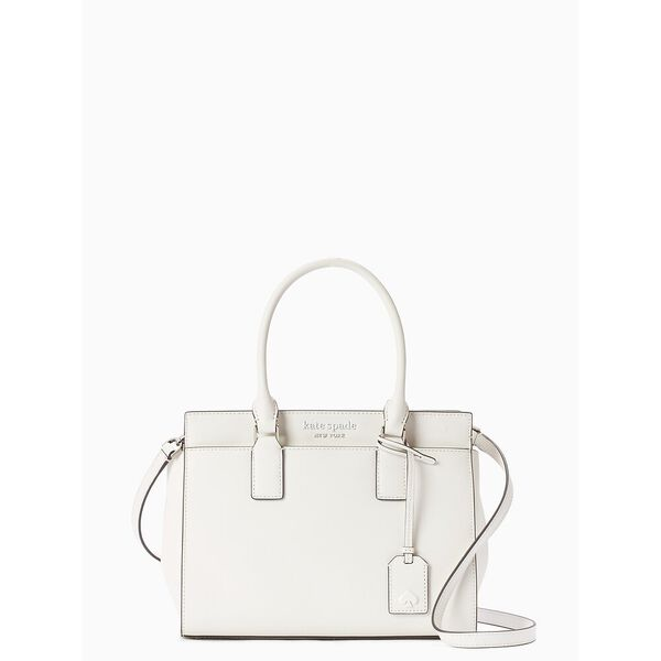 cameron monotone medium satchel, OPTICWHITE, hi-res