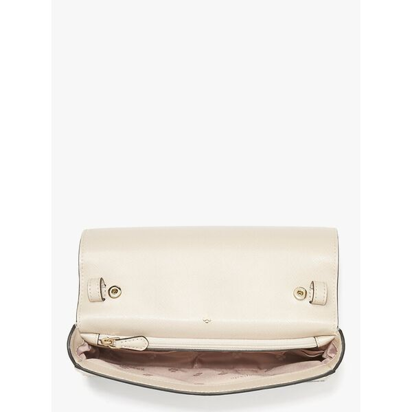 spencer chain wallet, WARM BEIGE/BLACK, hi-res