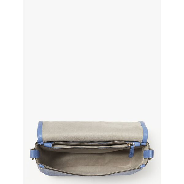roulette large saddle bag, DEEP CORNFLOWER, hi-res