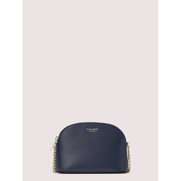 spencer small dome crossbody, nightcap, hi-res