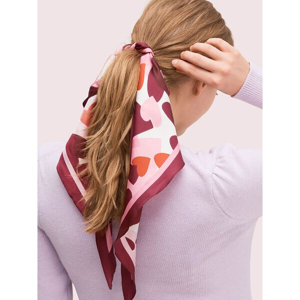 party hearts diamond scarf