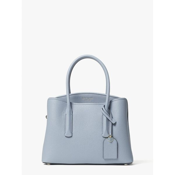 margaux medium satchel, HORIZON BLUE, hi-res