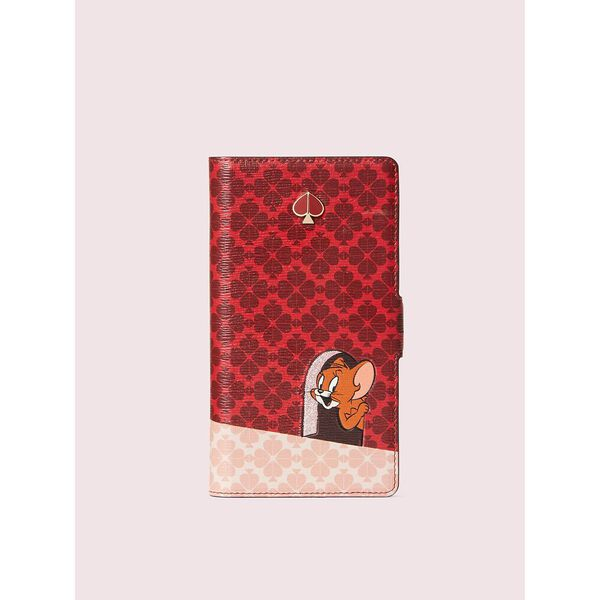 kate spade new york x tom & jerry iphone 11 pro magnetic wrap folio case