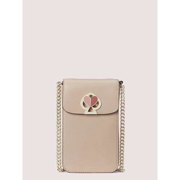nicola twistlock north south flap crossbody