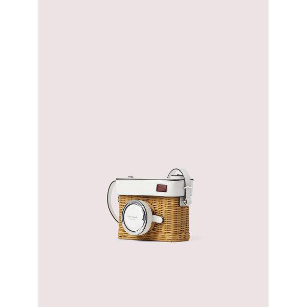 rose 3d camera bag, optic white, hi-res
