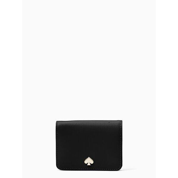 nadine slim bifold card holder