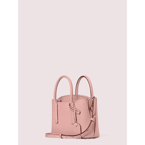 margaux mini satchel, lychee, hi-res