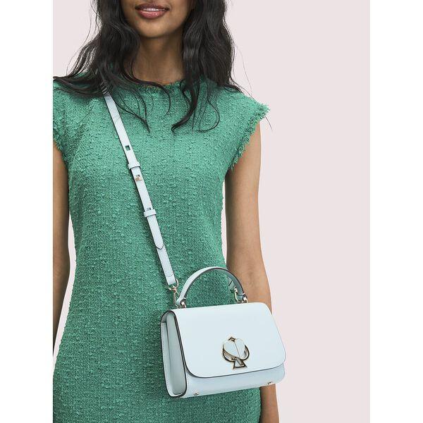 nicola twistlock small top-handle bag, cloud mist, hi-res