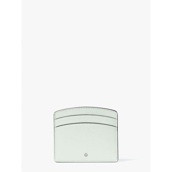 spencer cardholder, crystal blue, hi-res