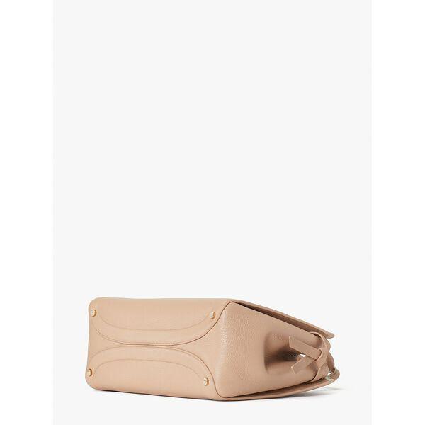 knott large satchel, raw pecan, hi-res