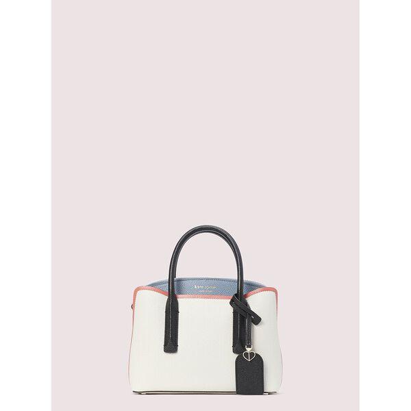 margaux mini satchel, parchment multi, hi-res